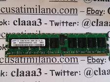 512MB Samsung 512MB PC2-3200 DDR2-400MHz ECC 240 - Pin M393T6450FZ3-CCC samsung