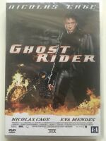 Ghost rider DVD NEUF SOUS BLISTER Nicolas Cage, Eva Mendes