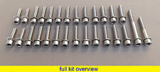Honda CBR600F (1999-2006) Engine Covers Casings Mounting Bolts Stainless