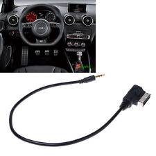 Music Interface AMI MMI 3.5mm Jack Aux-IN MP3 Cable For Audi A4/A5/A6/A8/Q5/Q7