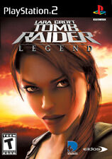 Tomb Raider Legend (Sony PlayStation 2, Ps2, 2006)