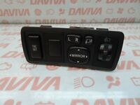 TOYOTA AVENSIS MK2 T25 2003-2008 WING MIRROR & LIGHT LEVEL CONTROL SWITCH BUTTON