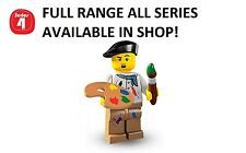 Lego artist series 4 unopened new factory sealed