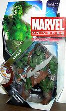 "Marvel Universe 3.75"" Series 3 #016 Skaar Son Of Hulk Hasbro"