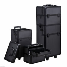"34"" 3 in1 Cosmetic Makeup Box Trainer Organizer Removable Portable Tool"