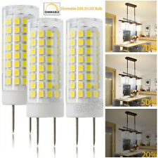 GY6.35 AC 110V 220V Dimmable SMD2835 LED Light Bulbs For Chandelier Crystal Lamp