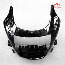 Fit For 1990-1992 Kawasaki Ninja ZX-11 ZZR1100C Upper Headlight Fairing Cowl