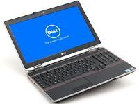 """Dell Latitude E6520 Notebook Core i5 8GB RAM 256GB SSD 15,6"""""""
