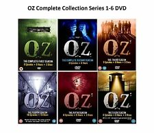 OZ Complete Collection Series 1-6 DVD All Season 1 2 3 4 5 6 Original UK NEW