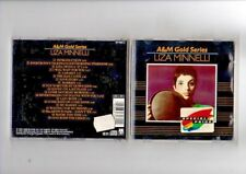 LIZA MINNELLI - A&M GOLD SERIES - CD