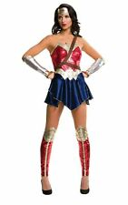 Womens Official DC Comics Dawn of Justice Wonder Woman Fancy Dress Costume