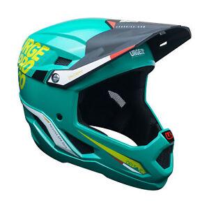 Urge Deltar Full Face MTB Mountain Bicycle Cycle Bike Helmet Green
