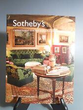 Sotheby's Paris L'Appartement D'Alvar Gonzalez-Palacios A Paris Mars 29 2007