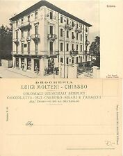 Ticino - Chiasso Drogheria Luigi Molteni Esterno animata pubblicitaria (L-L031)