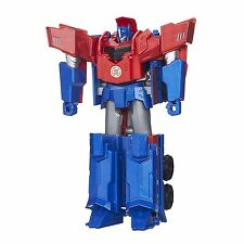 Transformers Robots in Disguise 3-Step Changers Optimus Prime Action Figure