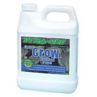 Dyna-Gro Liquid Grow Quart Plant Food Fertilizer Hydroponics Bloom
