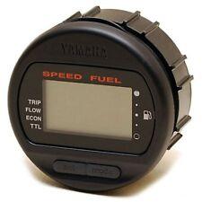 Yamaha Marine - Digital network Gauge - Multi function - Outboard - Speed & Fuel