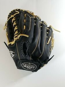 "Louisville Slugger Genesis 1884 Leather 11"" Softball Baseball Glove LH-Throw"