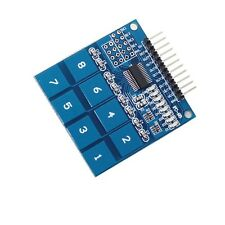 1PCS TTP226 8 Channel Digital Capacitive Switch Touch Sensor Module S3