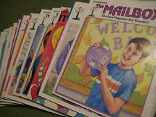 Original Lot of 38 Vintage 1991 - 2006 The MAILBOX Magazines Intermediate 262