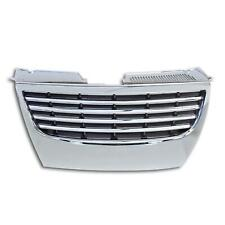 For Vw Passat 3C B6 Grille Sports Grill Grille Front Grill without Emblem Chrome