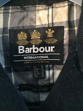 ladies Barbour internation jacket size 14
