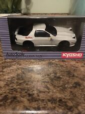 Kyosho Mini Z White Rx 7 Fc3S