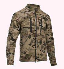 Under Armour Mens CG Storm Mid Season Wool Jacket RR Barren MD $249.99 1309018