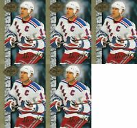 (5) 2008 Upper Deck 20th Anniversary #UD-36 Mark Messier New York Rangers Lot