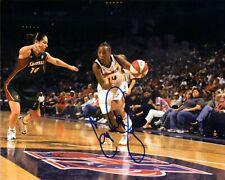 Cynthia Cooper Basketball HOF Signed 8 x 10
