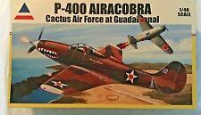 Model Jet Kit P-400 Airacobra Cactus Air Force #0407