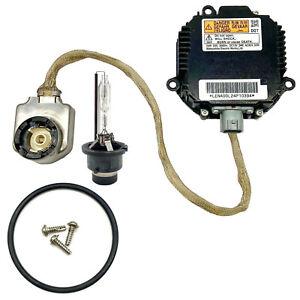 OEM For 07-15 Infiniti G35 G37 Q40 Q50 Xenon Ballast Igniter & HID D2S Bulb Kit