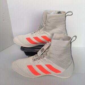 Adidas Speedex 18 Tokyo Boxing Shoes White FU8173 Size 9.5