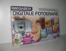 Digitale Fotografie - 2 CD-ROMs - Megabox 5 Programme - NEU