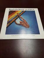 Record Album LP The Fixx Reach The Beach VG