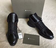 sold out RICK OWENS x ADIDAS triple black VICIOUS 'RO RUNNER' SNEAKERS sz 9 US
