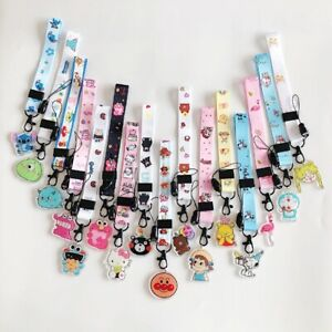 Cute Hello Kitty Pendant Neck Lanyard Long StrapWrist Strap Cell Phone,KeyChain