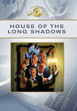 House of the Long Shadows DVD (1983) - Vincent Price, Christopher Lee