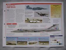 Aircraft of the World Card 23 , Group 16 - Bristol 188