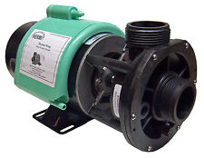 Softub Pump: 1.5HP (SPL) 12 Amps, 1 Speed with Thermal Wrap (replaces coil wrap)