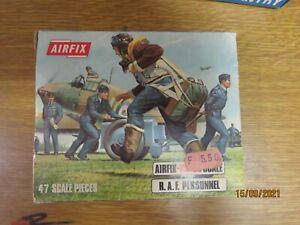 Airfix RAF Personnel boite non ouverte 1973