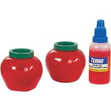 2-PACK Indoor / Outdoor Terro Fruit Fly Trap