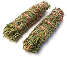 "One(1) Sacred Cedar 4""-5"" wand, incense, wicca, herbs, pagan"
