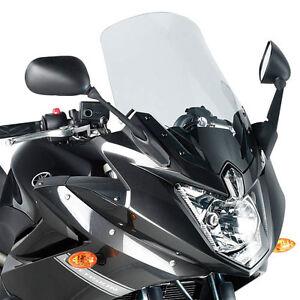 Pare-Brise Givi - Yamaha XJ6 Diversion (2009-2013) - COD.D444S