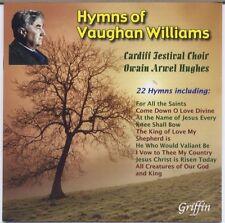 Owain Arwel Hughes, Vaughan Williams - Hymns [New CD]