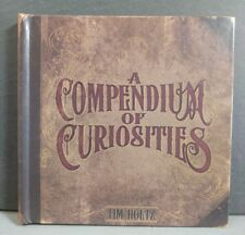 A Compendium of Curiosities Volume 1 by Tim Holtz Idea-ology, 8.75 x 8.5 Inche