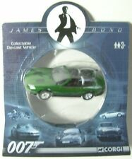 Jaguar XKR (verde) - James Bond