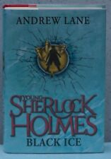 Young Sherlock Holmes : Black Ice-UK Version-signed & numbered (Item C1116)