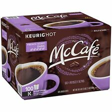 McCafe French Roast Coffee (100 K-Cups) - Free Shipping - No Sales Tax!