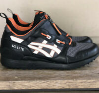 ASICS Onitsuka Tiger Gel-Lyte 3 MT Black/White Orange 1191A143-001 Men's 13
